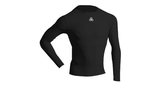 McDavid Bodyshirt 894YT Junior manches longues- noir